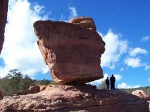 park sztucznych skał
